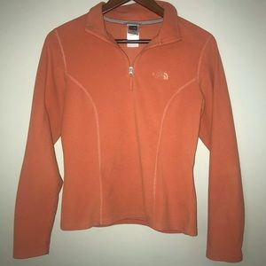 The North Face / TKA 100 Fleece 1/4 zip Sweatshirt